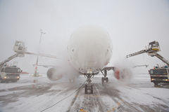 De-icing Stock Photography