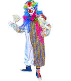 De idem clown Stock Afbeelding