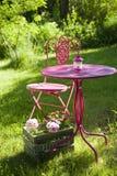 De idylle van de tuin Royalty-vrije Stock Fotografie