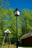 De idylle van het dorp royalty-vrije stock foto