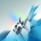 De ijsberg van Techno Stock Foto's