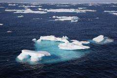 De ijsschol van het ijs Stock Fotografie