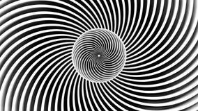 De illusie vervormt uw visie stock videobeelden
