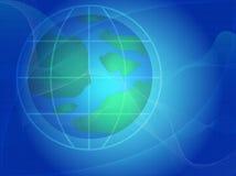 De Illustratie Abract van Internet WWW Royalty-vrije Stock Afbeeldingen