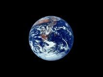 De illustratie van de aarde royalty-vrije illustratie