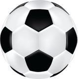De illustratie van de voetbal stock illustratie