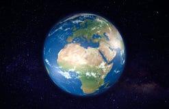 De illustratie van het aardebeeld Royalty-vrije Stock Foto