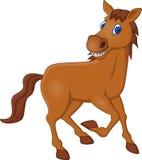De illustratie van het paard Stock Fotografie