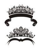 De illustratie van het wapenschild Royalty-vrije Stock Foto
