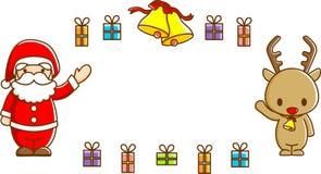 De illustratie van Kerstmis Royalty-vrije Stock Foto's