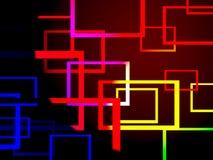 De illustratie van kleuren vector illustratie