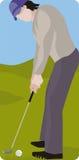 De illustratiereeks van de sport royalty-vrije illustratie