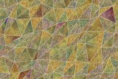De illustraties van de achtergrond driehoeksstrook samenvatting, patroon van geometrische textuur Slordig, Web, dekking & achterg royalty-vrije stock foto's