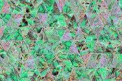 De illustraties van de achtergrond driehoeksstrook samenvatting, patroon van geometrische textuur Vorm, effect, tekening & kleurr royalty-vrije stock afbeeldingen