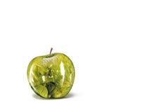 De illustraties van de appel Stock Afbeeldingen