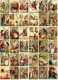 De Illustraties van het sprookje Stock Afbeeldingen