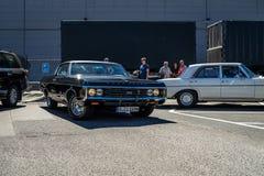 De Impala SS, 1969 van Chevrolet van de ware grootteauto Stock Foto