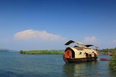 De Indische Boot van het Huis Stock Fotografie