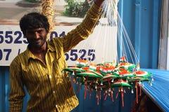 De Indische Dag van de Onafhankelijkheid stock afbeelding