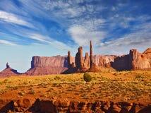 De Indische Reserve van Navajo Royalty-vrije Stock Fotografie