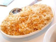 De Indische Rijst van het Pilau Stock Foto's