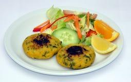 Indische voedselinzameling 24 Royalty-vrije Stock Afbeelding