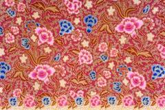 De Indonesische Sarongen van de Batik stock foto