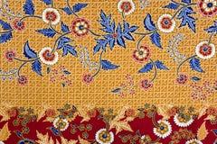 De Indonesische Sarongen van de Batik stock afbeeldingen