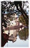 De Indruk van Hongcun, Anhui, China Royalty-vrije Stock Afbeeldingen