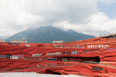 De indruk van Lijiang Royalty-vrije Stock Fotografie