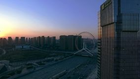 De indruk van Tianjin royalty-vrije stock afbeeldingen