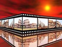 De Indrukken van Rome royalty-vrije stock afbeelding
