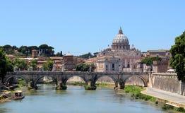 De Indrukken van Rome stock afbeelding