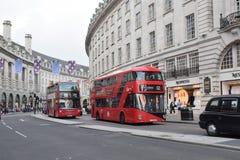 De indrukwekkende stempel van Londen royalty-vrije stock foto's