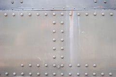 De industriële achtergrond van het metaal stock afbeelding