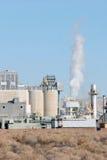 De industriële bouw Royalty-vrije Stock Fotografie