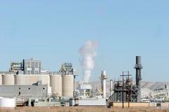 De industriële bouw Royalty-vrije Stock Afbeelding