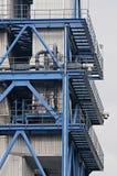 De industriële bouw Stock Afbeelding