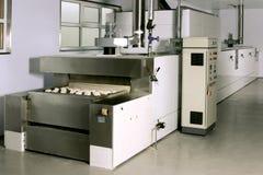 De industriële mixer van het deeg Stock Afbeelding