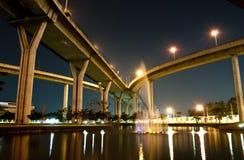 De industriële ringsweg Stock Foto's