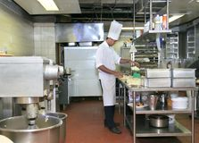 De industrie van de bakkerij en van het gebakje Royalty-vrije Stock Fotografie