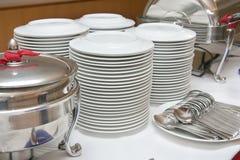 De industrie van de catering Royalty-vrije Stock Foto
