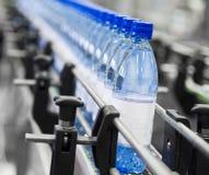 De industrie van de fles Royalty-vrije Stock Afbeeldingen