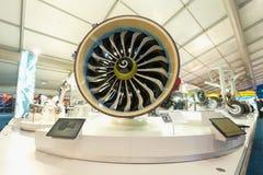 De industrie van de luchtvaart Stock Foto's