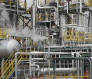 De industrie van de olie 2 royalty-vrije stock fotografie