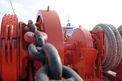 De industrie van de olie en van het gas - grude olietanker Royalty-vrije Stock Foto's