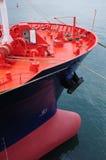 De industrie van de olie en van het gas - grude olietanker Stock Fotografie