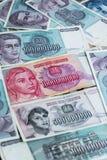 De inflatie van geldbankbiljetten Royalty-vrije Stock Afbeelding