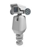 De infrarode Camera van de Schuine stand van de Hoge snelheid Pan Stock Foto