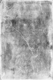 De infrarode muur van het grunge grijze cement met een barst daarin Royalty-vrije Stock Afbeeldingen